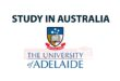 Scholarships at University of Adelaide for International Students