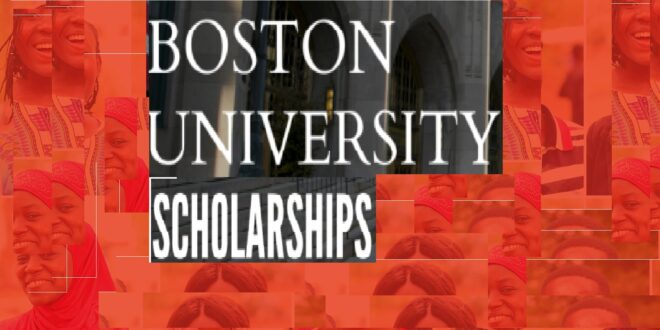 University of Boston, USA Scholarships for Local and International Students